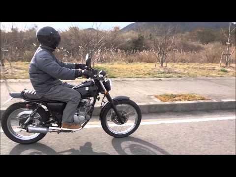 バイクに乗ろうPV グラストラッカー編