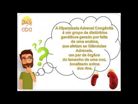 O Que é Hiperplasia Adrenal Congênita?