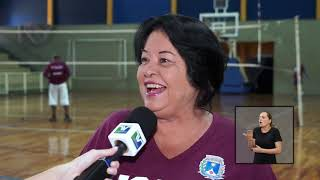 Jornal Acontece - Jogos Municpais dos Idosos