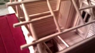 Макет дома из дерева(, 2011-04-12T09:36:58.000Z)