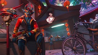 *NEW* FIREWALKER SKIN - FORTNITE BATTLE ROYALE