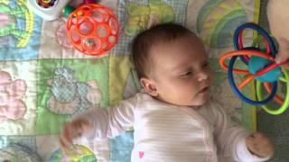Emma Rae: Month Three