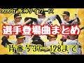 阪神タイガース選手登場曲2020 37及川〜128奥山【阪神タイガース】