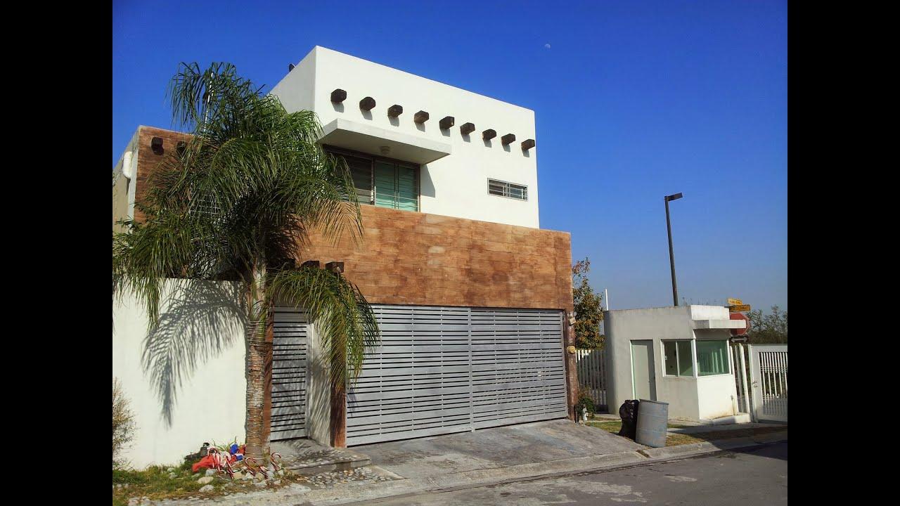 Casas en venta en monterrey nuevo le n col cumbres for Fotos de piletas en casas