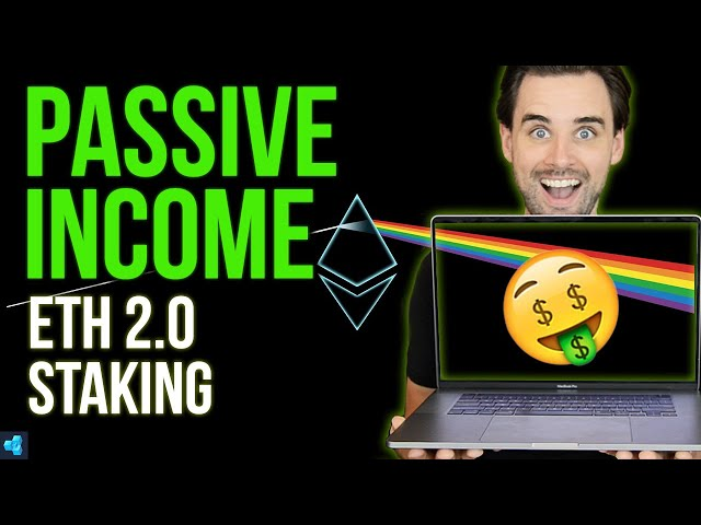Earn PASSIVE INCOME with Ethereum Staking | $ETH 2.0 Finally here!
