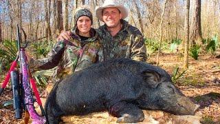 200lb Wild Hog: Cook and Kill!!! DMFD
