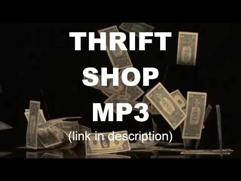MACKLEMORE THRIFT SHOP MP3