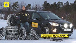TCS test de pneus d'hiver 2020 - part 2