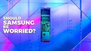 Should Samsung Be Worried? - ADATA XPG SX8200 Pro Review