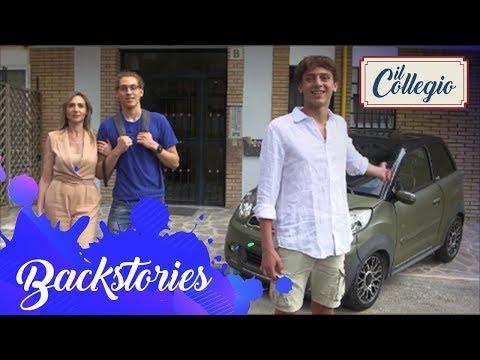 Backstories: Gabriele De Chiara - Il Collegio 3