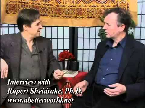 Interview With Rupert Sheldrake, Ph D