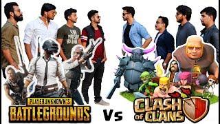 Clash Of Clans vs Pubg Fans Forever Part 5 Finals Dekhte Rahoo