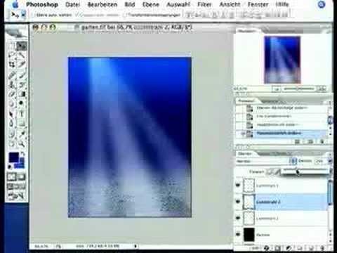 Photoshop Unterwasserwelten