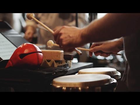 "Sō Percussion - ""Springs"" by Paul Lansky"