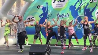 Brussels Zumba Party 2018