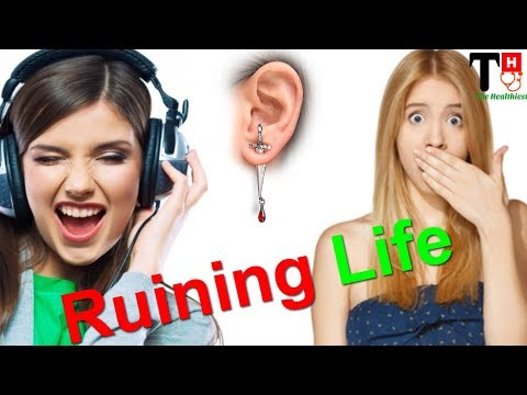 Headphones  Ruining our Life  Solutions and Disadvantages  The Healthiest
