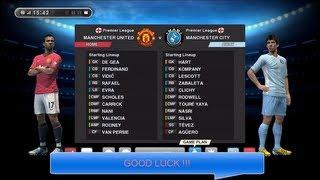 Pes 2013 - Best (Manchester Utd.) Gameplan / Formation !!! (HD)