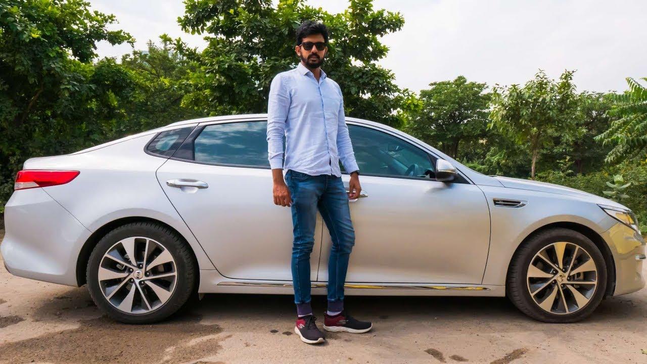 Kia Optima Review Comfy Loaded Sedan Faisal Khan