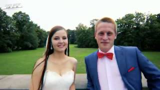 Teledysk finałowy Sylwii i Daniela - filmowanie lustrzankami, Katowice, Pszczyna, Tychy