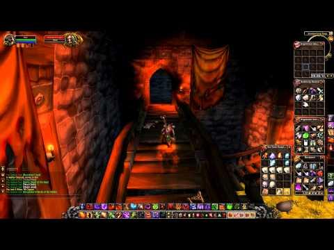 World of Warcraft - Shadowfang Keep - Farming Wool
