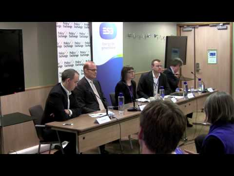 Conservative Conference 2013 | How can the UK attract new investment in energy infrastructure?