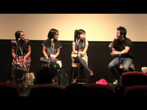 SFIAAFF '11: Breakout Female Comedians Panel - Part 2