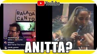 ANITTA VAIADA EM MIAM? THE VOICE KIDS BRASIL & LIVE NO INSTAGRAM