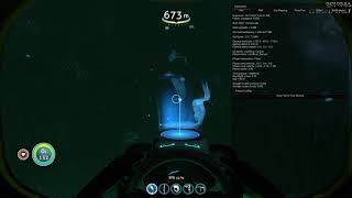 Subnautica_from GRANDREEF to LOSTRIVER junction