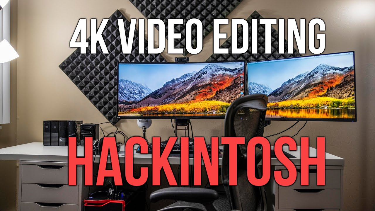 Repeat 2018 Hackintosh for Video Production i7 8700k (4 7ghz