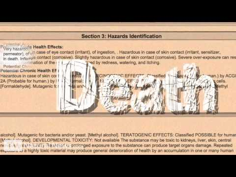 The shocking truth about what's really in vaccines  Mercury, MSG, Formaldehyde, Aluminum