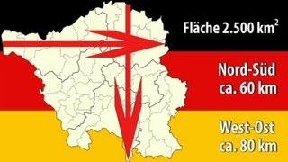 Saarland - Schulfilm Geographie