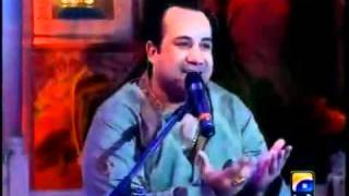 Abbas tere dar sa duniya main dar kahan_Rahat fateh ali khan 2010