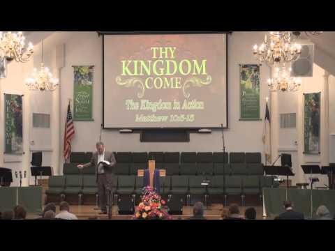 March 6, 2016 Morning Sermon - Kingdom In Action