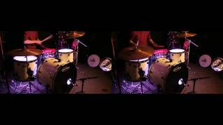 Alex Da Kid - Not Easy Ft. X Ambassadors, Elle King, and Wiz Khalifa - Drum Cover