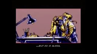 Game Endings: Comix Zone (Good and Bad Endings)