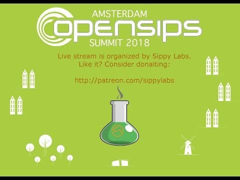 OpenSIPS Summit 2018, Day 1