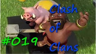 Let's Play Clash of Clans #019 Angriff!!!