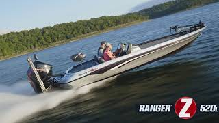 Ranger Z520L On-Water Footage