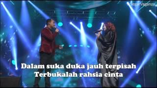Disebalik Rahsia Cinta (Lirik) EZAD LAZIM GV
