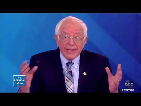 Bernie Sanders Talks 2020 Campaign and Elizabeth Warren | The View