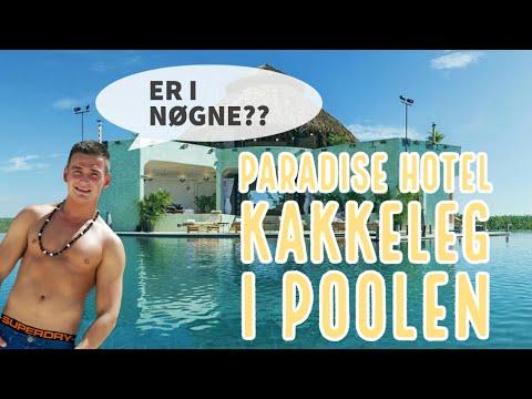 Paradise Hotel Sæson 9: Kakkeleg i poolen