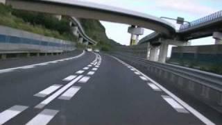 Piaggio MP3 400FL - 山中湖の帰り道-Everio X GZ-X900-