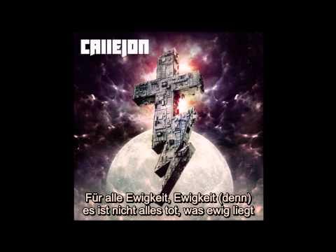 Callejon - Vergissmeinnicht [Lyrics] [HD]