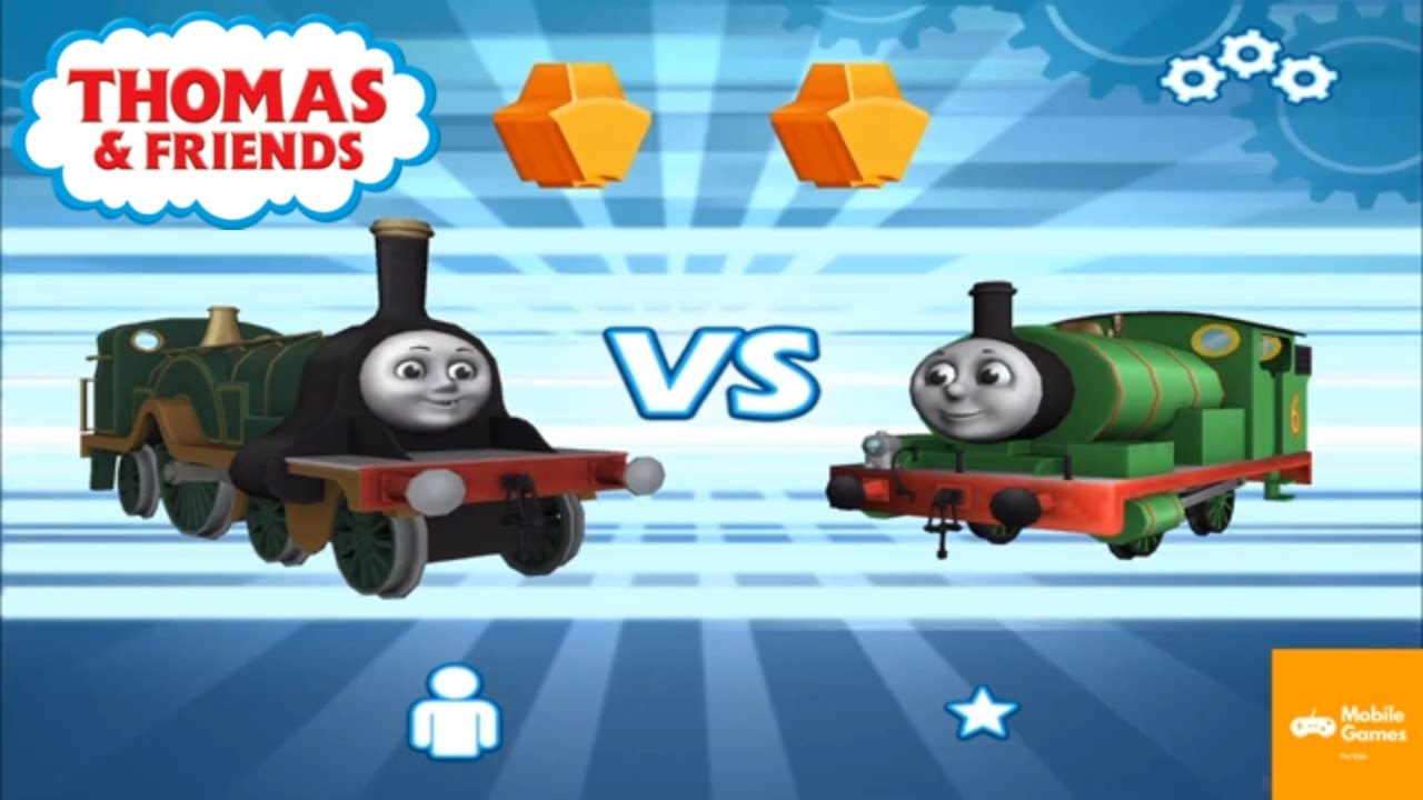 Thomas & Friends: Go Go Thomas - Emily Character Gameplay ...