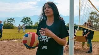 G3   Blanket Volleyball