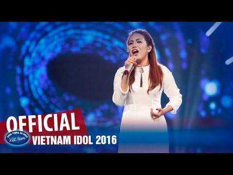 VIETNAM IDOL 2016 - GALA 5 - MỘT MÌNH - JANICE PHƯƠNG