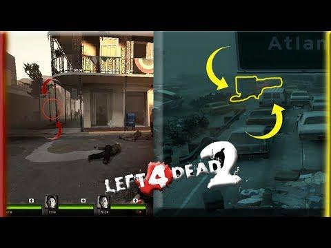 shortcuts in left 4 dead 2