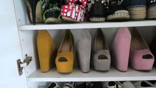 nana s shoe collection