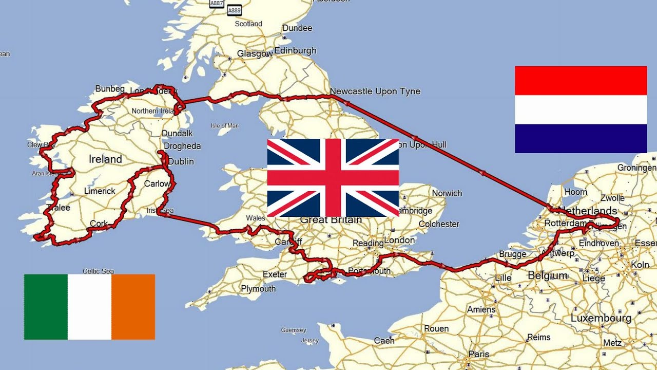 Motorcycle Routes Uk