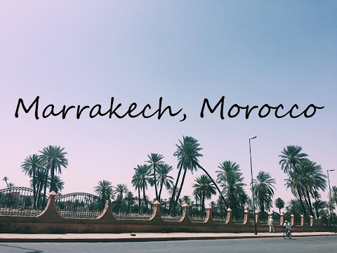 MOROCCO 2016 | Travel Diary | Maika Kojima
